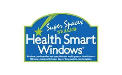 Super Spacer Health Smart Windows