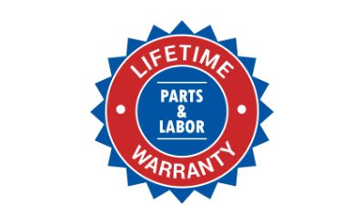 Lifetime Warranty on Replacement Windows
