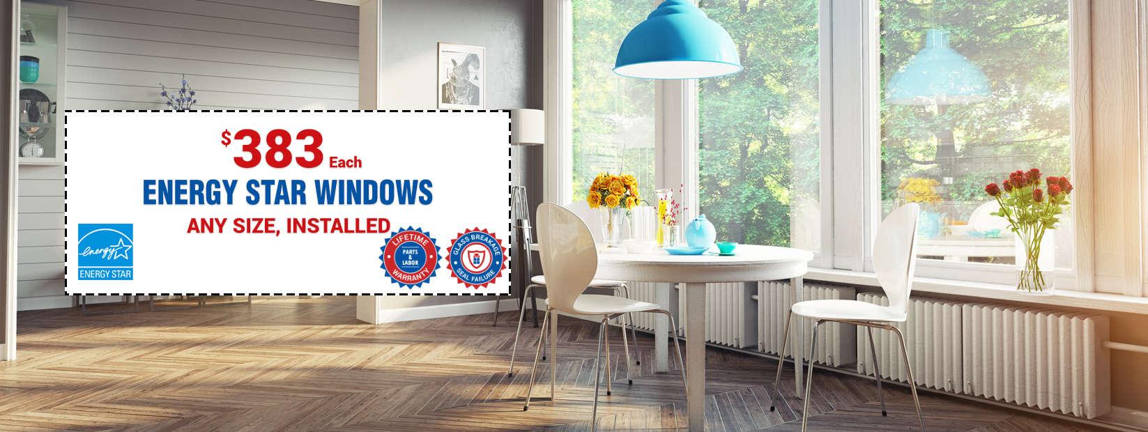 Energy Efficient Windows Boston MA