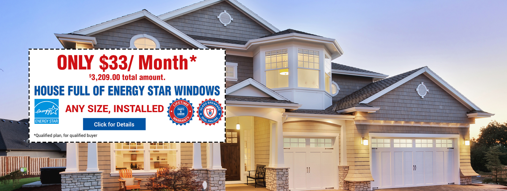 Replacement Windows Coupons